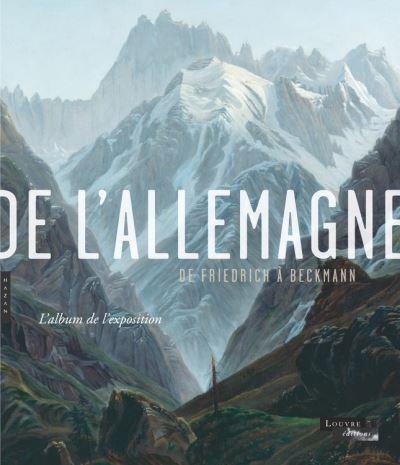 Album De l'Allemagne - 9782754106979 - 4,99 €