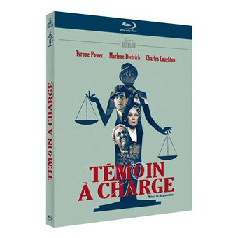 Témoin à charge Blu-ray