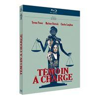 Témoin à charge Blu-ray
