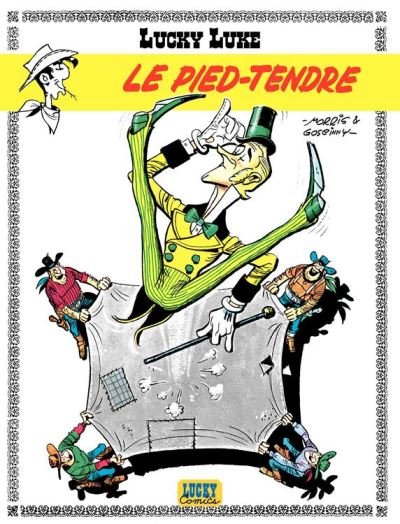 Lucky Luke - Tome 2 – Le Pied-Tendre - 9782884717359 - 5,99 €