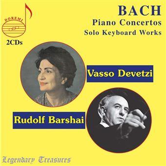 Concertos pour piano et oeuvres pour piano solo
