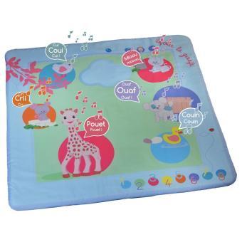 Touch et Play Mat Vulli Sophie La Girafe - Tapis d éveil - Achat ... 3dab38f773a2