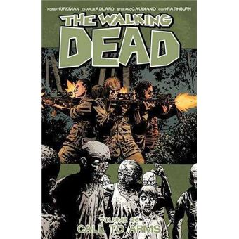 Walking deadWALKING DEAD,26:CALL TO ARMS