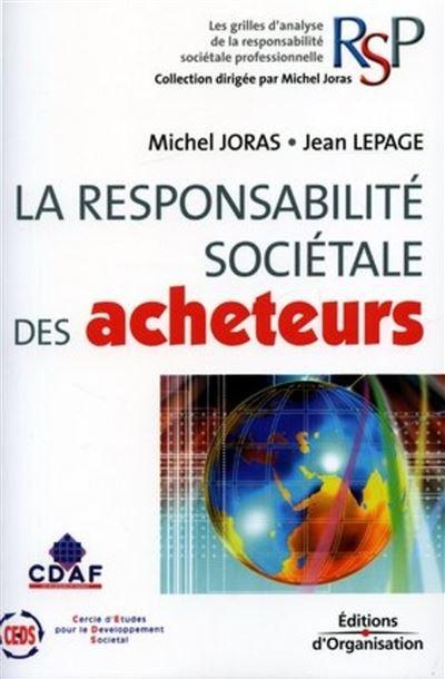 La responsabilité sociétale des acheteurs