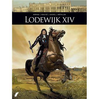 Zij schreven geschiedenis - D07 1/2 Lodewijk XIV