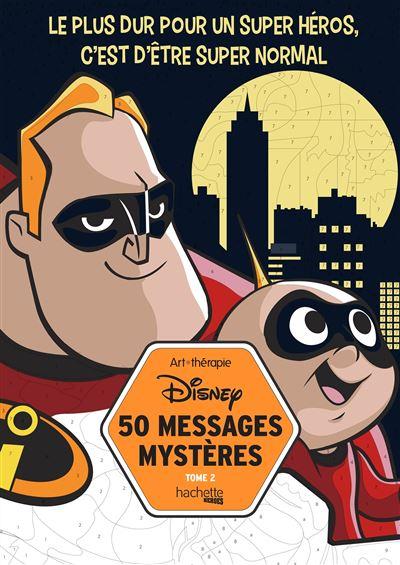 Disney - Tome 2 : Messages mystères Disney