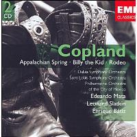 Appalachian spring - Billy the kid