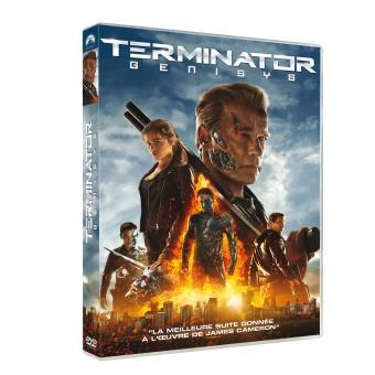 TerminatorTerminator Genisys DVD