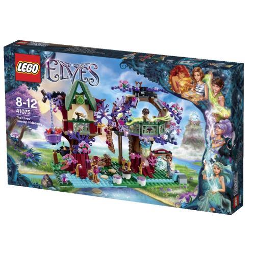 Secrete Des Lego® 41075 Cachette La Elves vfyIY76bg