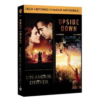 Deux histoires d'amour impossible... : Un amour d'hiver, Upside Down, DVD
