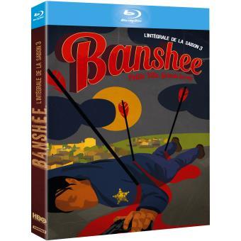 BansheeBanshee - Seizoen 3 Bluray Box
