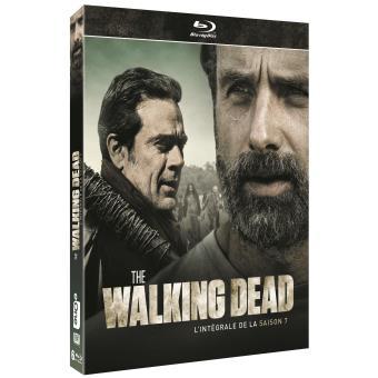 The Walking DeadThe Walking Dead Saison 7 Blu-ray