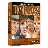 Dallas Coffret intégral de la Saison 6 - DVD