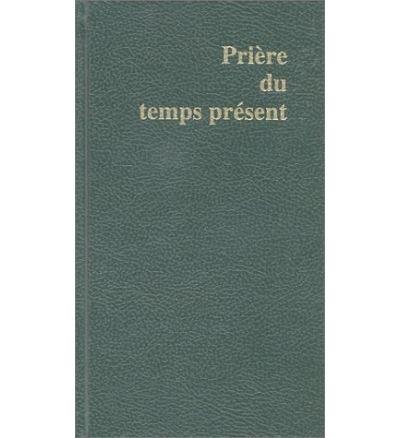 Prière du temps présent (vert)