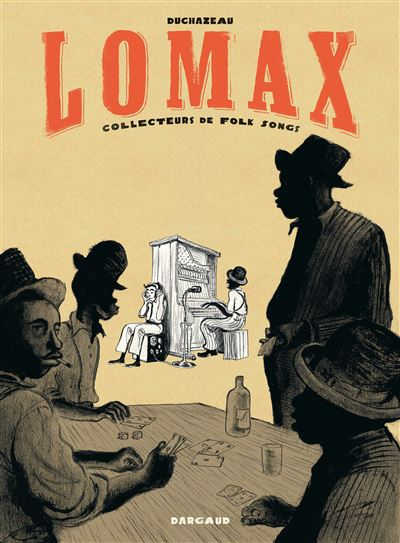 Lomax, collecteurs de folk song