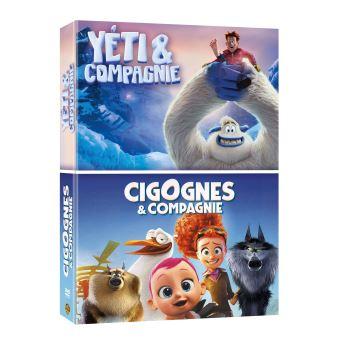 Coffret Animaux et Compagnie DVD