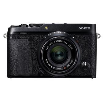 FUJI X-E3 BLACK + XF23MM F/2.0