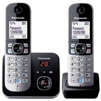 Panasonic KX-TG6822 - Telefoon met Antwoordapparaat