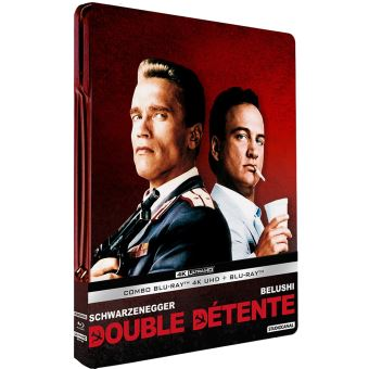 Double détente Blu-ray 4K Ultra HD