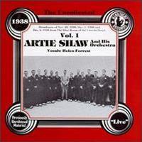 Artie Shaw (1938), Volume 1