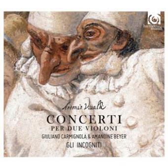 Concertos pour 2 violons