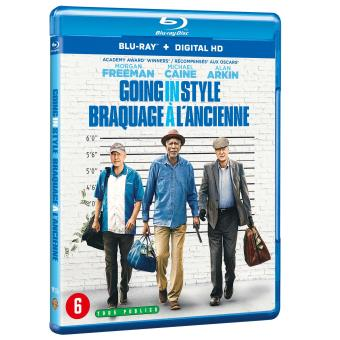 Going in style -BLURAY -BIL