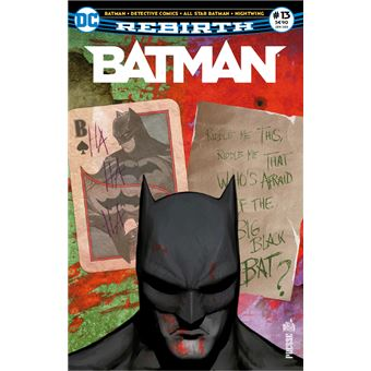 Batman rebirth tome 13 le sphinx contre le joker - Batman contre joker ...