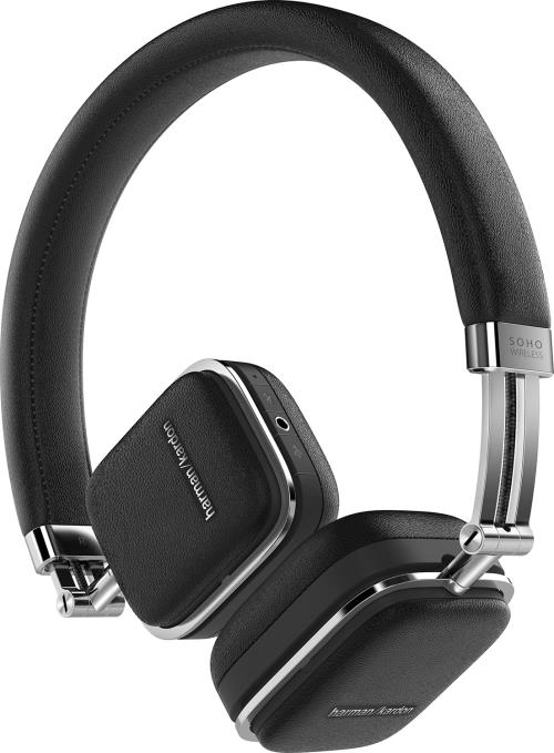 Casque Harman Soho Wireless Noir