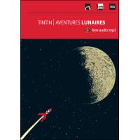 Tintin, aventures lunaires