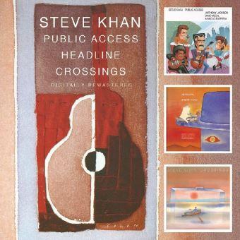 PUBLIC ACCESS/HEADLINE/CROSSINGS/2CD