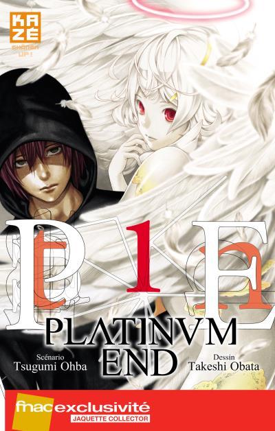 Platinum End Exclu Fnac Tome 1