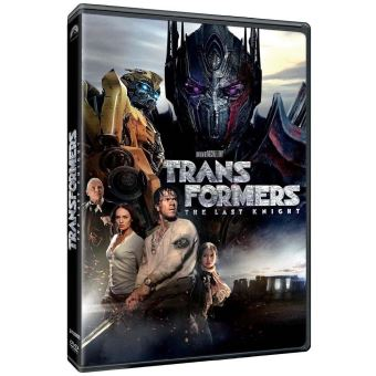 TransformersTransformers The Last Knight Blu-ray 3D + 2D