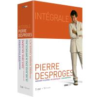 Coffret Pierre Desproges - 5 DVD