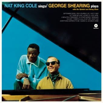 NAT KING COLE SINGS/LP