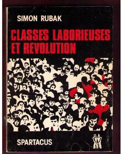Classes laborieuses et révolution