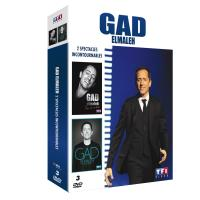 Coffret Gad Elmaleh DVD