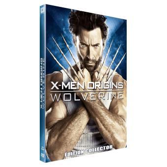 X-Men Origins : Wolverine - Edition 2 DVD