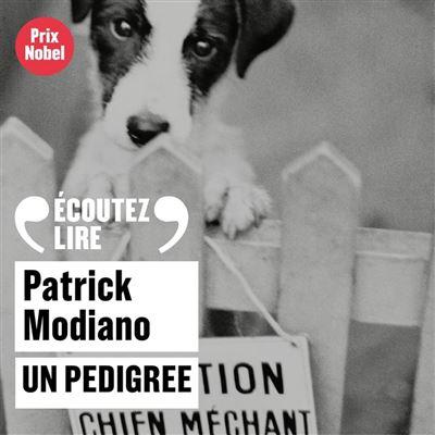 Un pedigree - 9782072310201 - 13,99 €