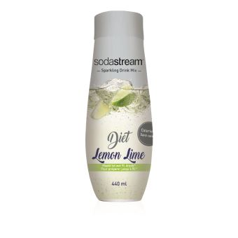 SodaStream Classics Diet Lemon Lime 440ML