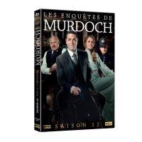Coffret Les enquêtes de Murdoch Saison 12 Volume 2 DVD