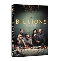 Billions Saison 3 DVD