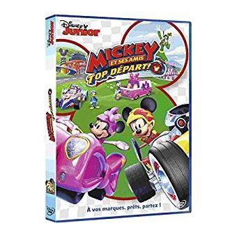 La Maison de MickeyMICKEY ET SES AMIS TOP DEPART-FR