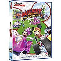 Mickey et ses amis Top départ DVD