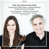 Concertos pour violon et piano