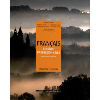 Francais 2nde Professionnel