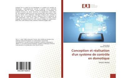 Conception et réalisation d'un système de contrôle en domotique