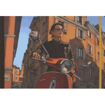 Travel book Rome