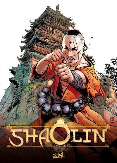 Shaolin T01