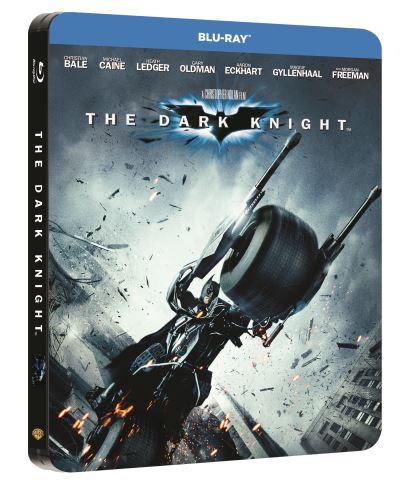 The Dark Knight Steelbook 2020 Blu Ray Blu Ray Achat Prix Fnac