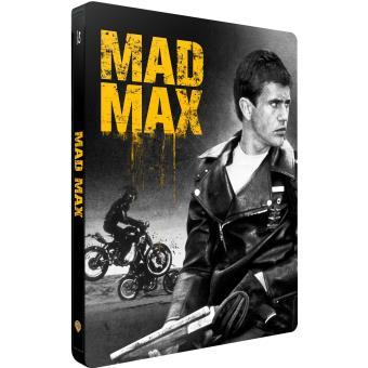 Mad Max Steelbook Blu-Ray